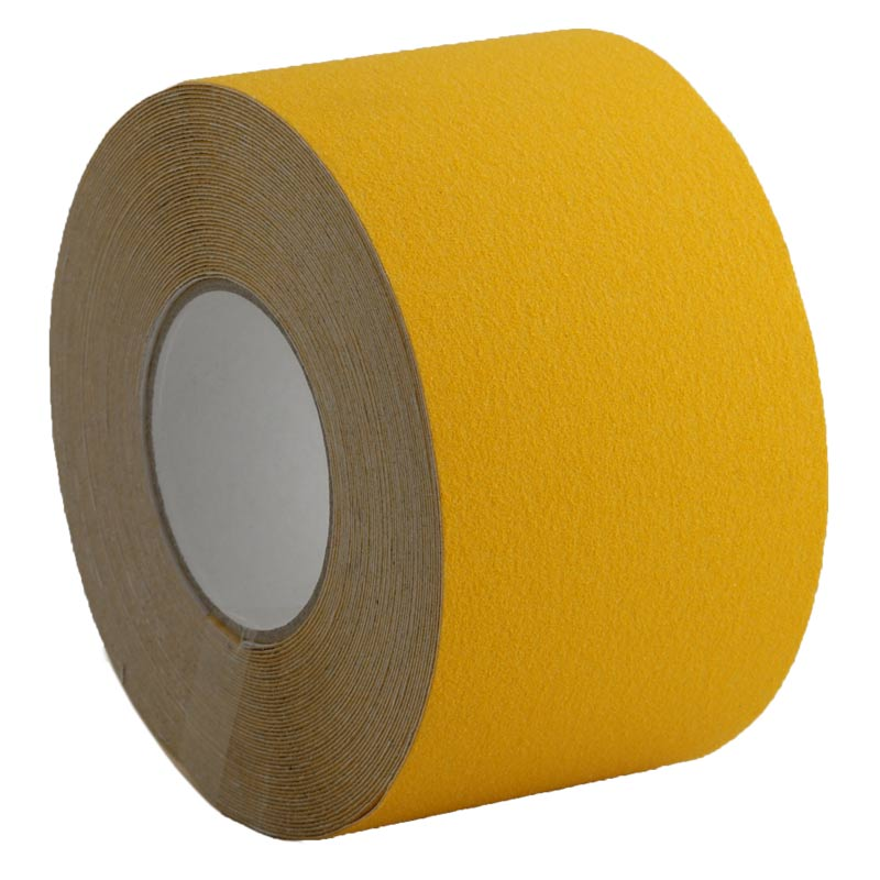 Anti Slip Tape Yellow 100mm wide 5 Meters Long