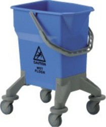 25 Litre Ergo Bucket Blue