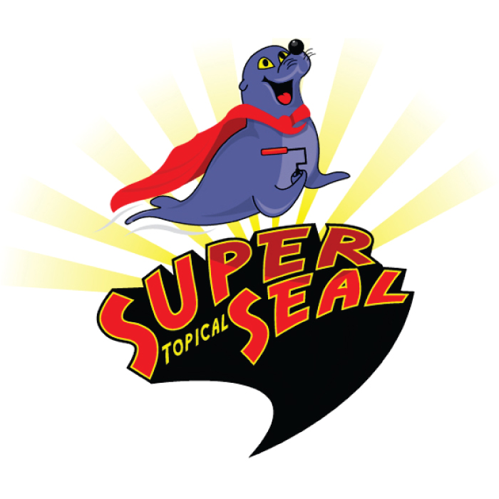 Super Seal Topical Sealer 5 Litre A