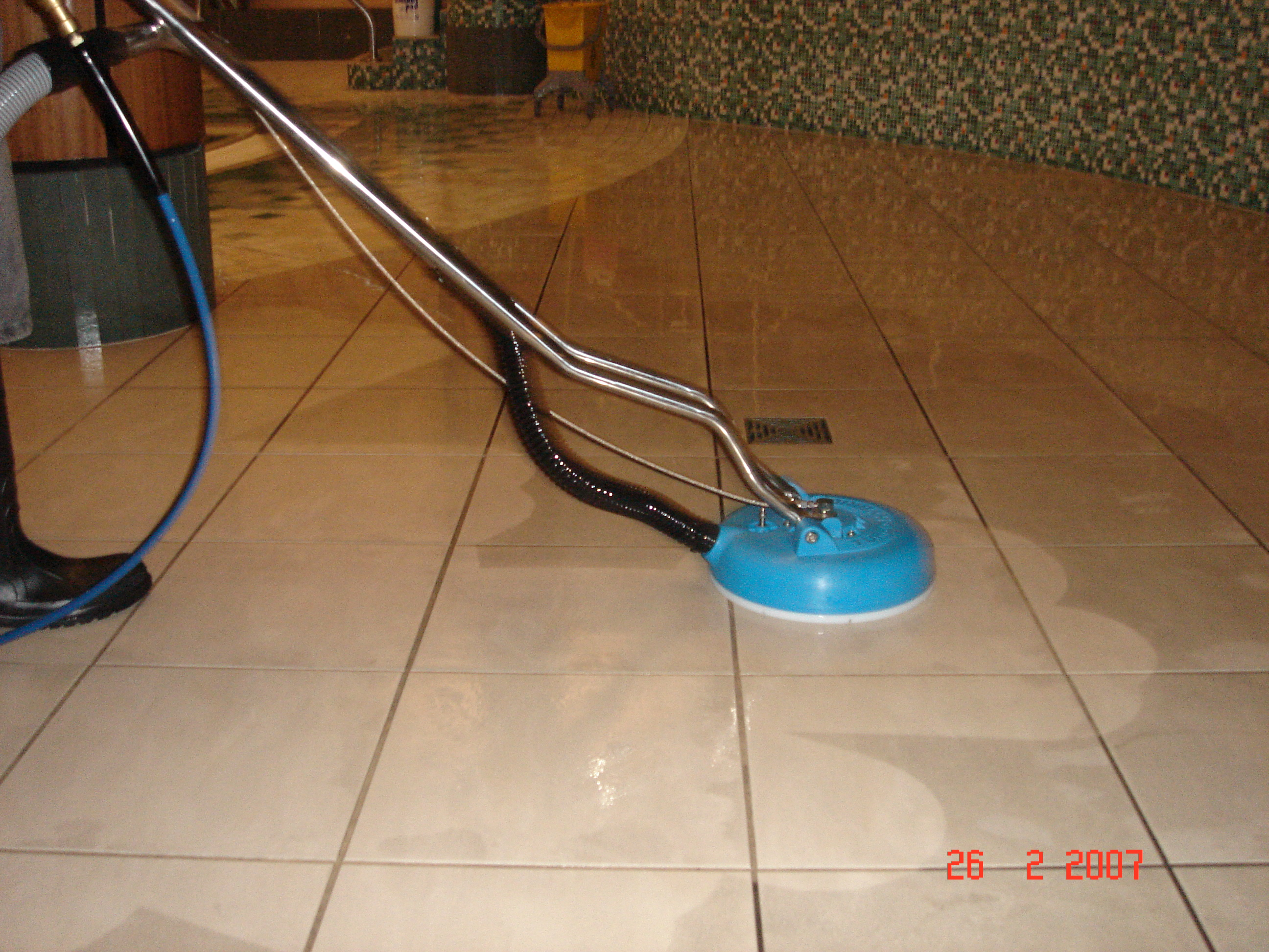 Non Slip Tile Treatments