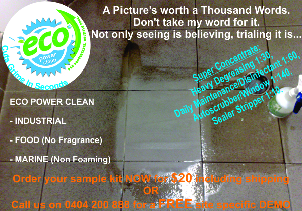 Eco Power Clean
